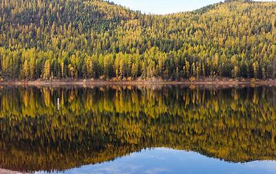 Salmon Lake, Western MT