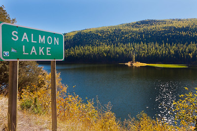 Salmon Lake, MT