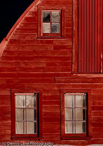 Red Barn -Western Washington - file name for ordering listed below