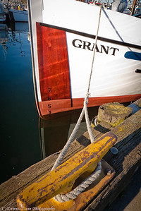 Fishing Boat - Fisherman's Warf - Seattle, WA
