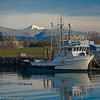 Star Light Fishing Boat - Mt Baker in Back Ground - Bellingham, WA