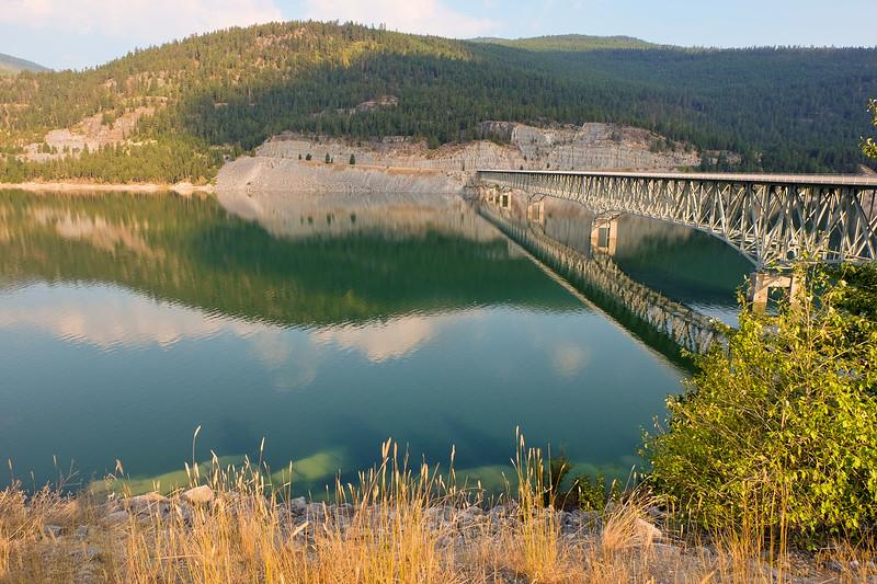Lake Koocanusa Near Eureka, MT - Please note file name for ordering
