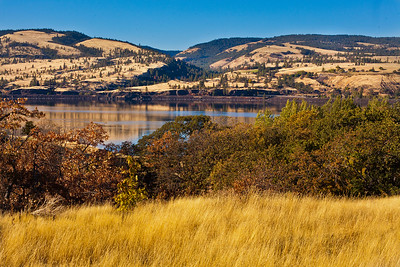 Columbia Rivern near the Dalles, Ordgon - Note File Name  below for ordering
