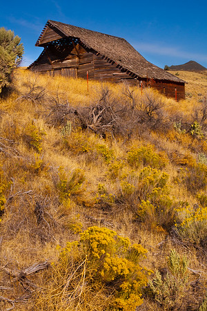 Eastern Oregon Barn near Condon, Ordgon - Note File Name  below for ordering