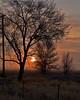 Sunrise near Ellensburg, WA North Cascade from near Everett, WA - Note File Name below for ordering
