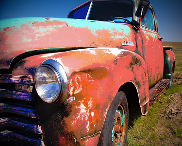 Psyco Chevy - Headlight -Eastern Oregon -Please note file name for ordering