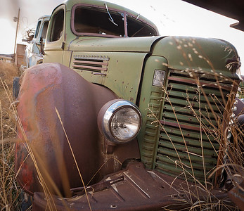 Vintage International Truck - Stevensville, MT