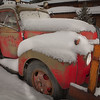 Snowy  International Truck - Mc Call, ID - Ordering file name is listed below