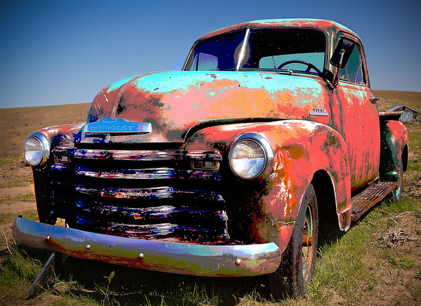 Psyco Chevy -Eastern Oregon - Please note file name for ordering