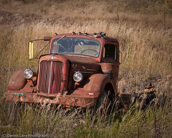 """Mac Truck - """"Bull Dog"""" - Superior, MT - Ordering file name is listed below"""