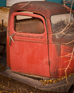 Tired Chevy Truck - Stevensville, MT -See File Name Listed below for ordering