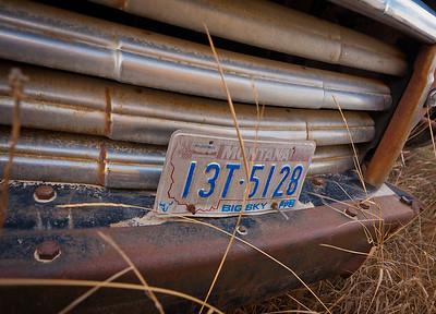 Big Sky truck Liscense - Stevensville, MT