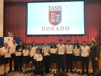 High School Academic Awards 2017-2018