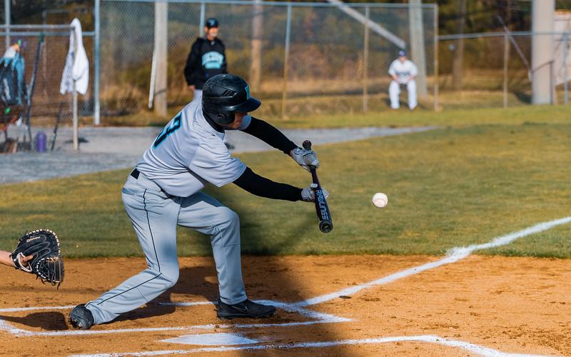 2018-03-26 Hickory vs Deep Creek Junior Varsity Baseball