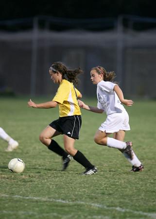 Providence Soccer Varsity vs Corydon