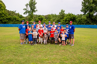 Harpeth Baseball Youth Development Camp 2018