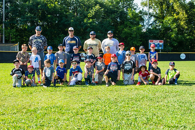 Sycamore Baseball Future War Eagle Baseball Camp Age 5-8