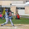 Ayer Shirley fell to Littleton, 9-1, in non-league action Tuesday afternoon in Ayer. Nashoba Valley Voice/Ed Niser