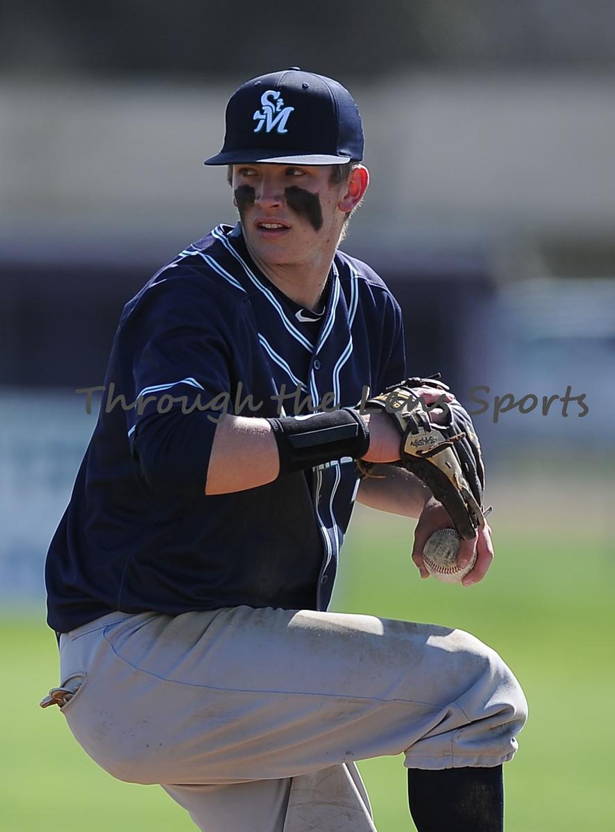 St. Mary's vs. Harrisburg HS Baseball
