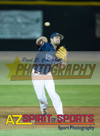 Baseball held at Home,  Arizona on 3/12/2016.