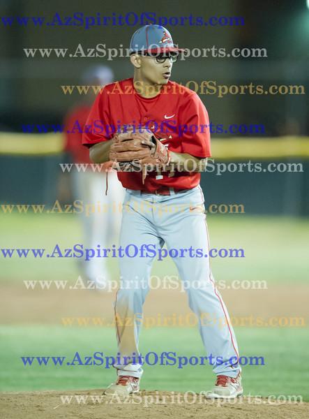 Baseball held at Home,  Arizona on 3/20/2016.