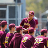 5/22/181:46:48 PM --- San Luis Obispo High School Baseball lost to Arlington in the CIF Playoffs at Taylor Field in San Luis Obispo, CA on May 21, 2018. <br /> <br /> Photo by Owen Main