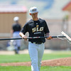 5/22/181:49:12 PM --- San Luis Obispo High School Baseball lost to Arlington in the CIF Playoffs at Taylor Field in San Luis Obispo, CA on May 21, 2018. <br /> <br /> Photo by Owen Main