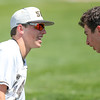 5/22/181:57:24 PM --- San Luis Obispo High School Baseball lost to Arlington in the CIF Playoffs at Taylor Field in San Luis Obispo, CA on May 21, 2018. <br /> <br /> Photo by Owen Main