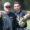 5/22/181:53:06 PM --- San Luis Obispo High School Baseball lost to Arlington in the CIF Playoffs at Taylor Field in San Luis Obispo, CA on May 21, 2018. <br /> <br /> Photo by Owen Main