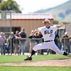 5/18/182:21:14 PM --- San Luis Obispo High School baseball beat Oxnard High School 6-0 in the CIF playoffs at San Luis Obispo High School in San Luis Obispo, CA on May 18, 2018. <br /> <br /> Photo by Owen Main