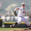 5/18/182:20:12 PM --- San Luis Obispo High School baseball beat Oxnard High School 6-0 in the CIF playoffs at San Luis Obispo High School in San Luis Obispo, CA on May 18, 2018. <br /> <br /> Photo by Owen Main