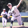 5/18/182:18:44 PM --- San Luis Obispo High School baseball beat Oxnard High School 6-0 in the CIF playoffs at San Luis Obispo High School in San Luis Obispo, CA on May 18, 2018. <br /> <br /> Photo by Owen Main