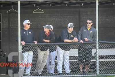 5/18/182:12:36 PM --- San Luis Obispo High School baseball beat Oxnard High School 6-0 in the CIF playoffs at San Luis Obispo High School in San Luis Obispo, CA on May 18, 2018.   Photo by Owen Main