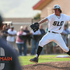5/8/184:43:22 PM --- San Luis Obispo High School clinched a Pac 8 Championship with a win over Atascadero at Taylor Field in San Luis Obispo, CA<br /> <br /> Photo by Owen Main / Photos.Fansmanship.com