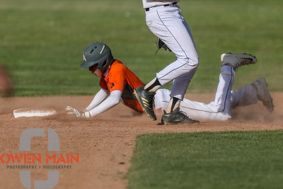 5/8/184:40:21 PM --- San Luis Obispo High School clinched a Pac 8 Championship with a win over Atascadero at Taylor Field in San Luis Obispo, CA  Photo by Owen Main / Photos.Fansmanship.com