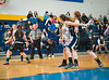 Varsity Girls Basketball St  B @ DN-11