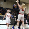 Tupelo Lady Wave Jaliscia Florence get fowled by New Site Lady Royal Maycee Chambers (Chris Butler)