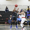 Tupelo Lady Wave Alara Davis looks for a teammate in Saturdays Kiwanis Classic (Chris Butler)