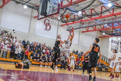 High School Basketball: Groton-Dunstable 59, Marlboro 49