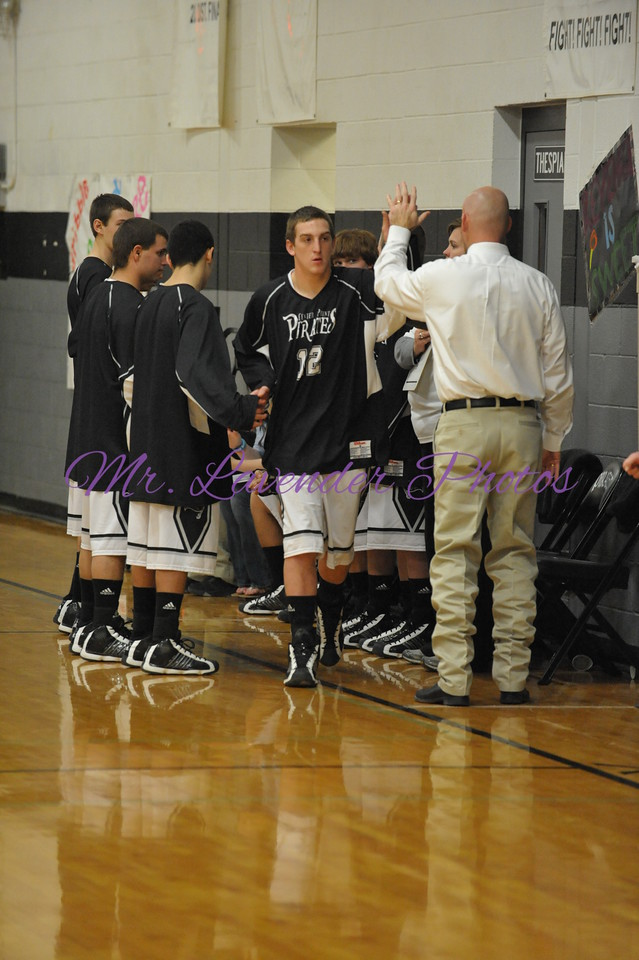2011 - 2012  High School Basketball Season