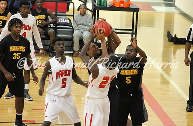 Marion vs ChattCo Boys 1-13-18