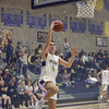 Mission Prep hosted Arroyo Grande.  Photo by Owen Main 1/10/19