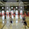 Mission Prep freshman boys basketball hosted San Luis Obispo in San Luis Obispo, CA. Photo by Owen Main 2/6/19