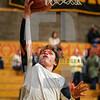 San Luis Obispo High School hosted Mission Prep for the SLOTown Showdown.  Photo by Owen Main 1/18/19