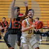 San Luis Obispo boys basketball hosted Pioneer Valley.  Photo by Owen Main 1/22/19