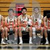 San Luis Obispo boys basketball hosted Pioneer Valley.  Photo by Owen Main 1/22/19
