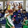 St. Joseph played Dorsey on the final day of the 2018 Mission Prep Christmas Classic. Photo by Owen Main 12/22/18