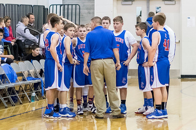 7th Grade Boys @ Columbus Central