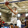 Bishop Montgomery played San Joaquin Memorial in the Mission Prep Christmas Classic. Photo by Owen Main 12/22/18
