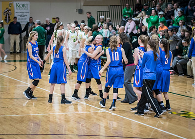 Girls Sectional 15 (2017)